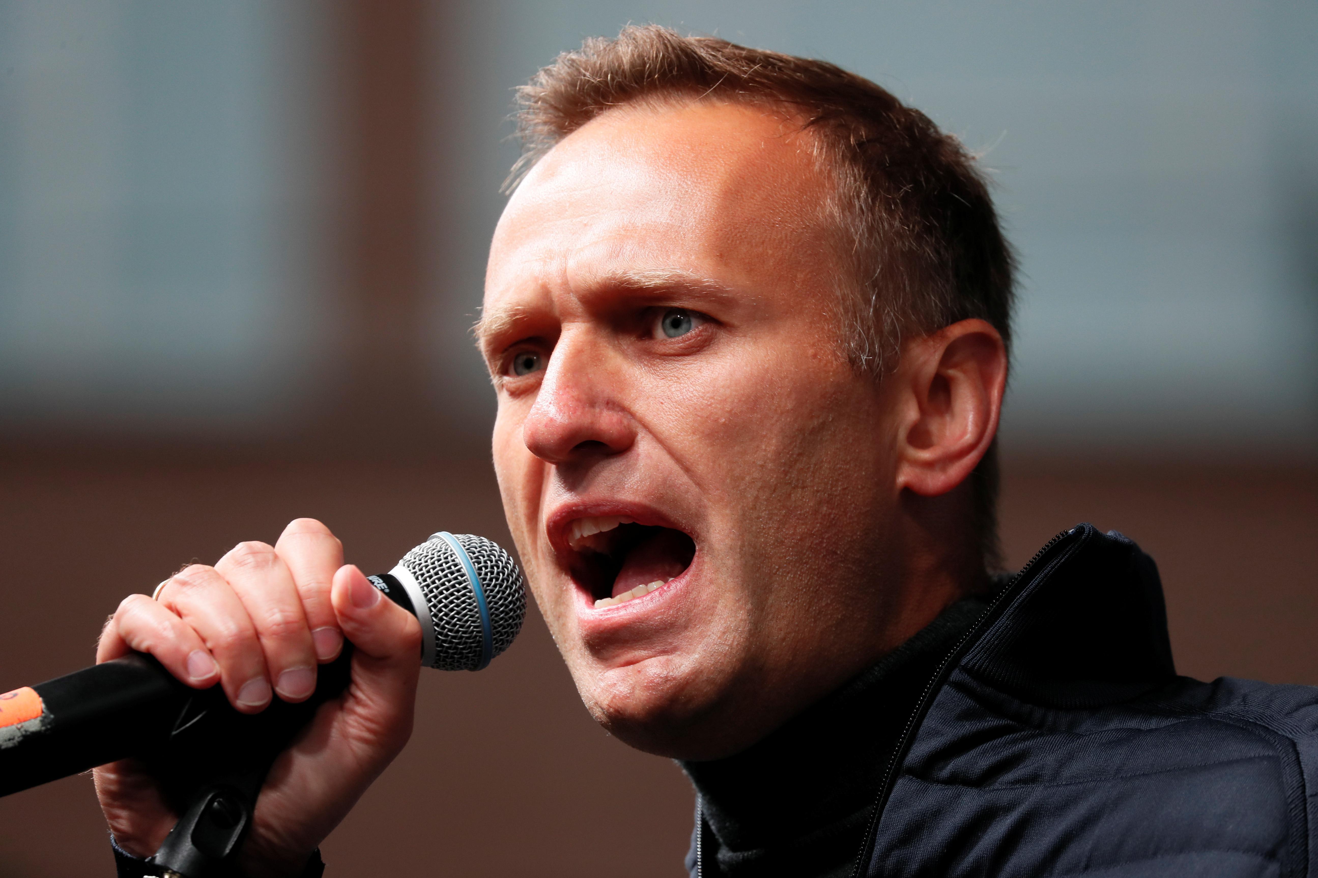 Kremlin critic Navalny says prosecutors want to seize his home