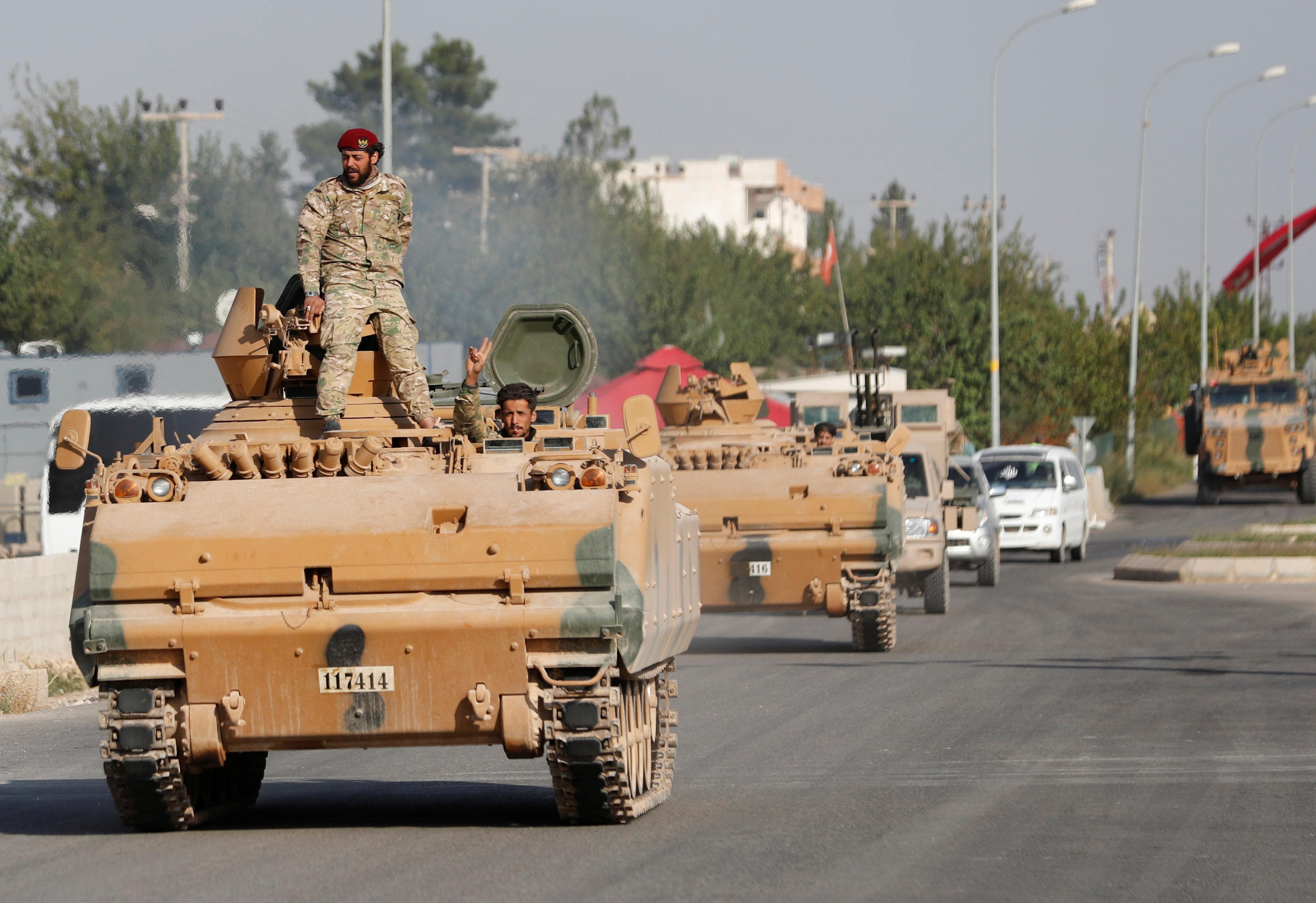 Furious with Turkey, EU threatens sanctions, arms embargo