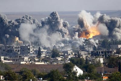 The Kurdish fight against Islamic State