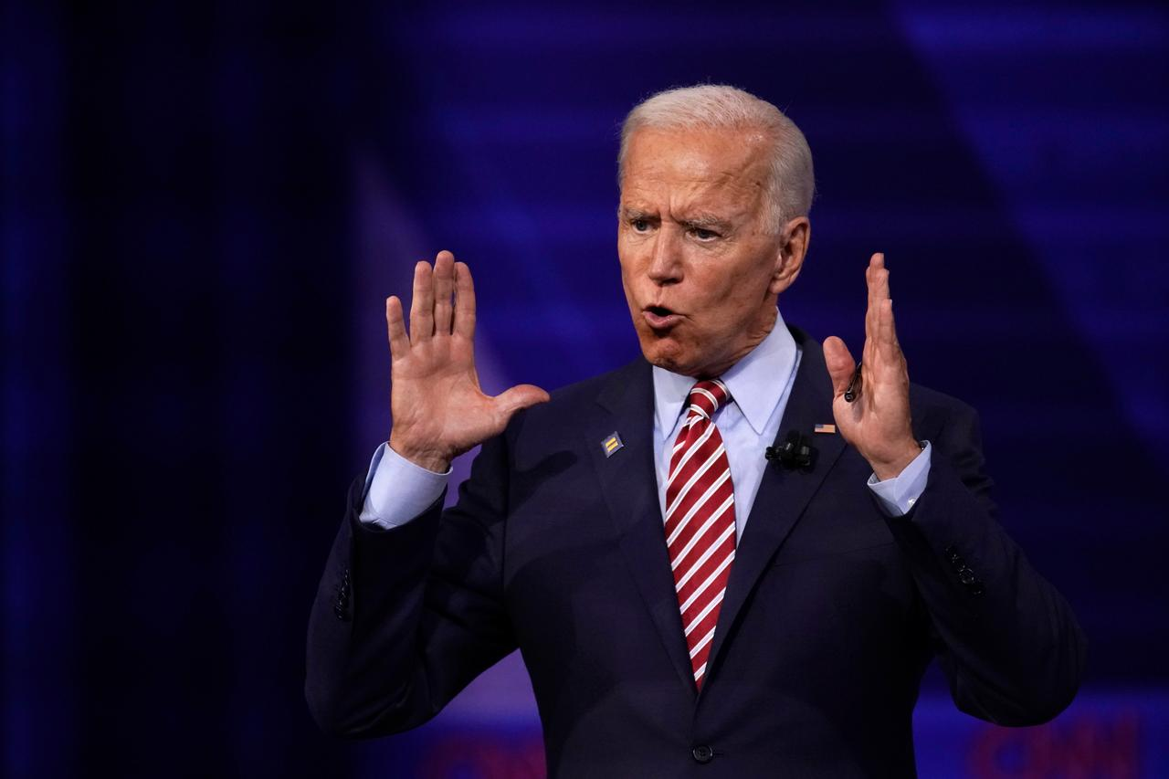 Biden Campaign Asks Facebook Twitter And Google To Take Down Trump Ad Reuters