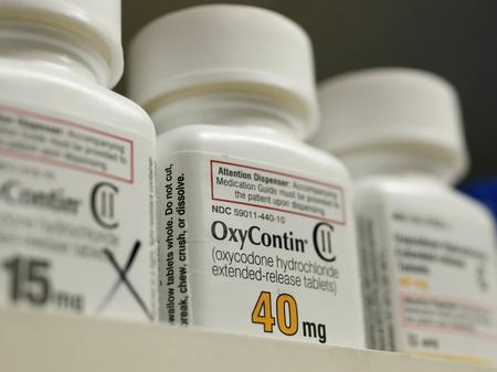 OxyContin maker Purdue gets brief shield from litigation