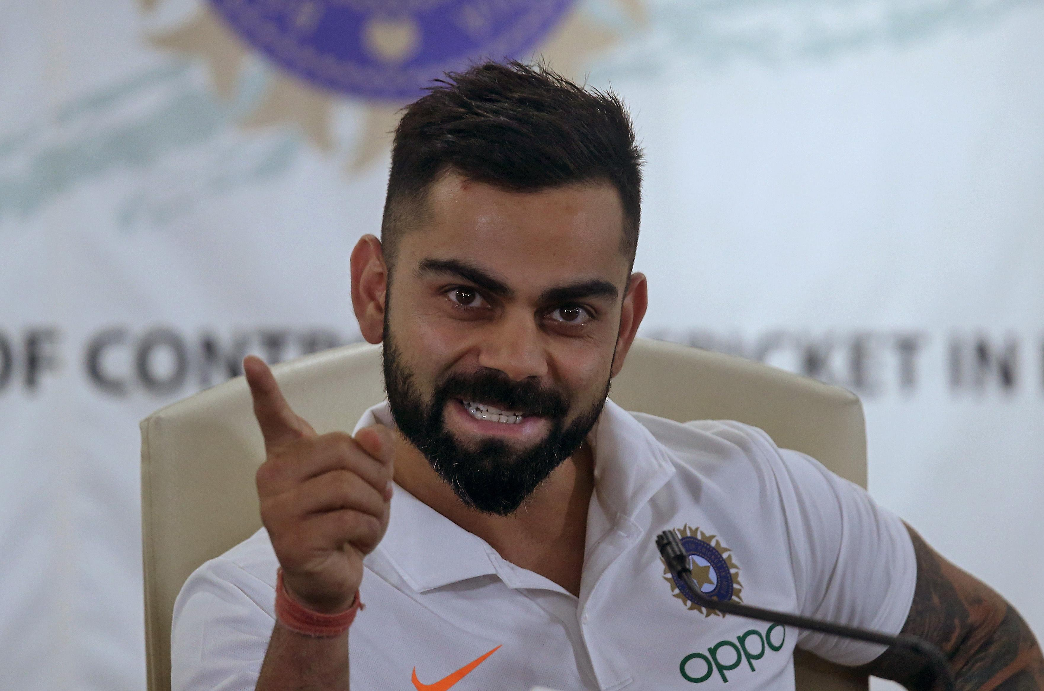 Batsman Kohli credits India captaincy for change in mindset