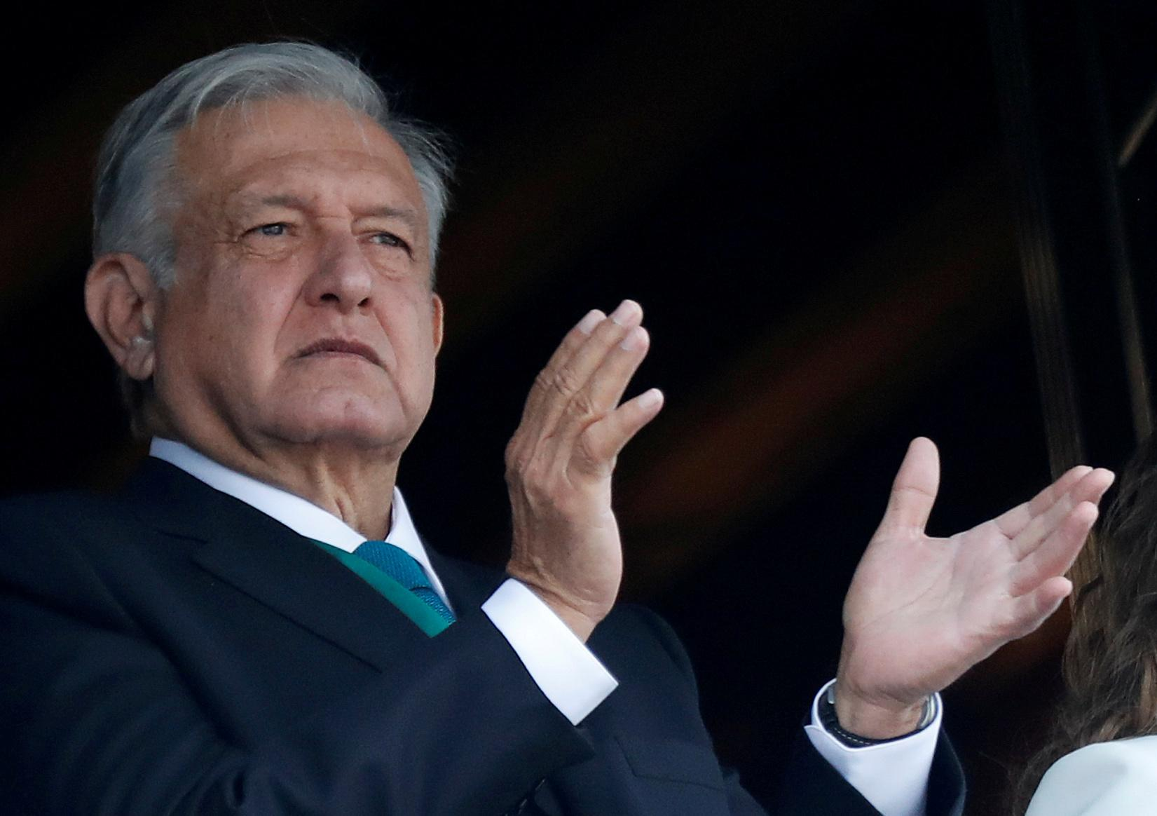 Mexico president urges USMCA ratification, vowing to implement...