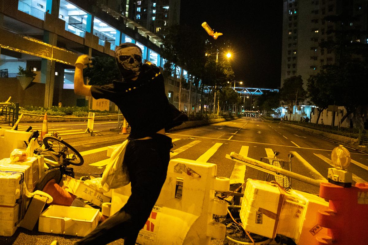 Hong Kong gears up for pro-democracy rally after latest weekend of...