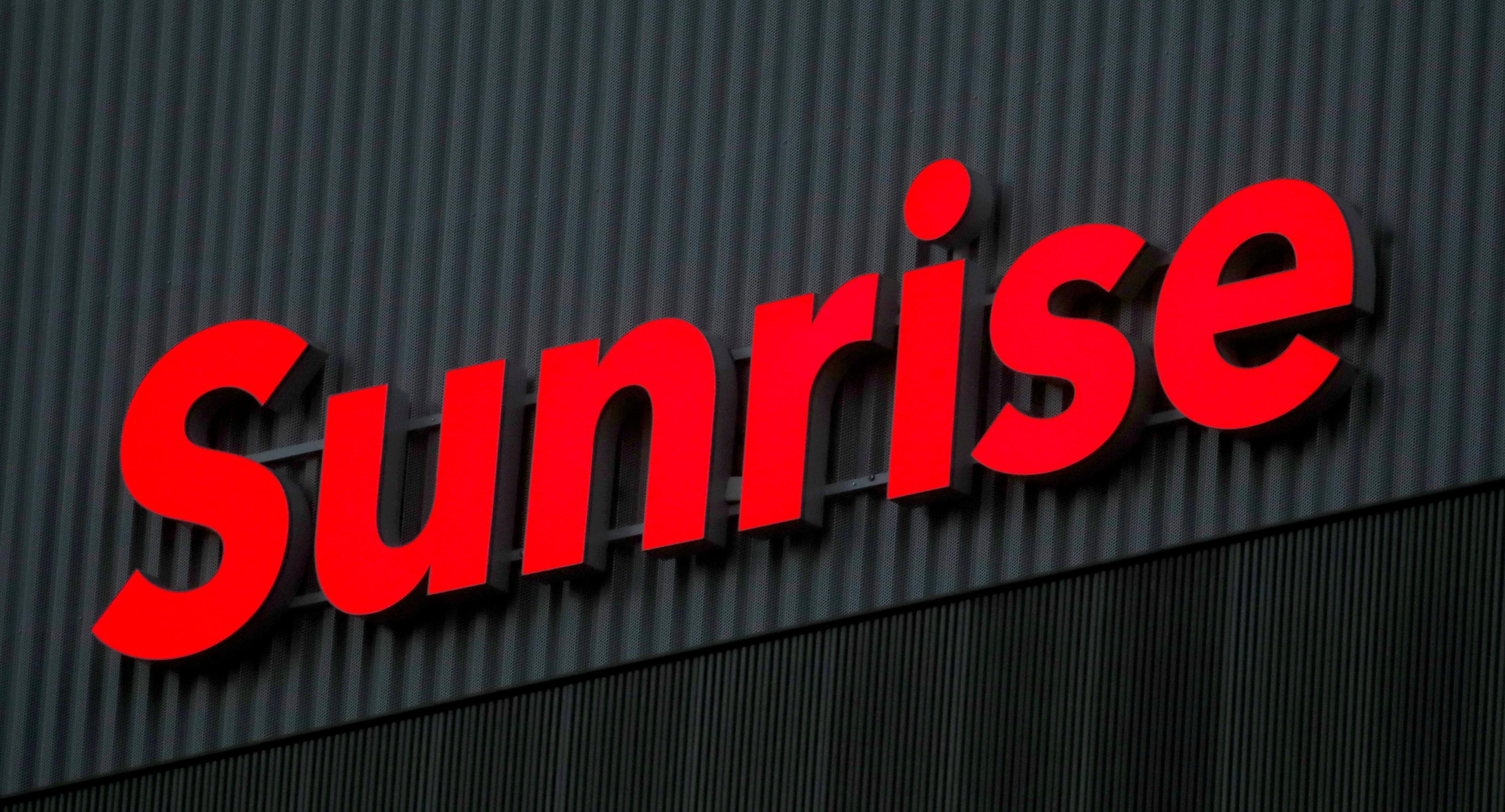 Liberty Global backs Sunrise capital hike with 500 million sfr offer