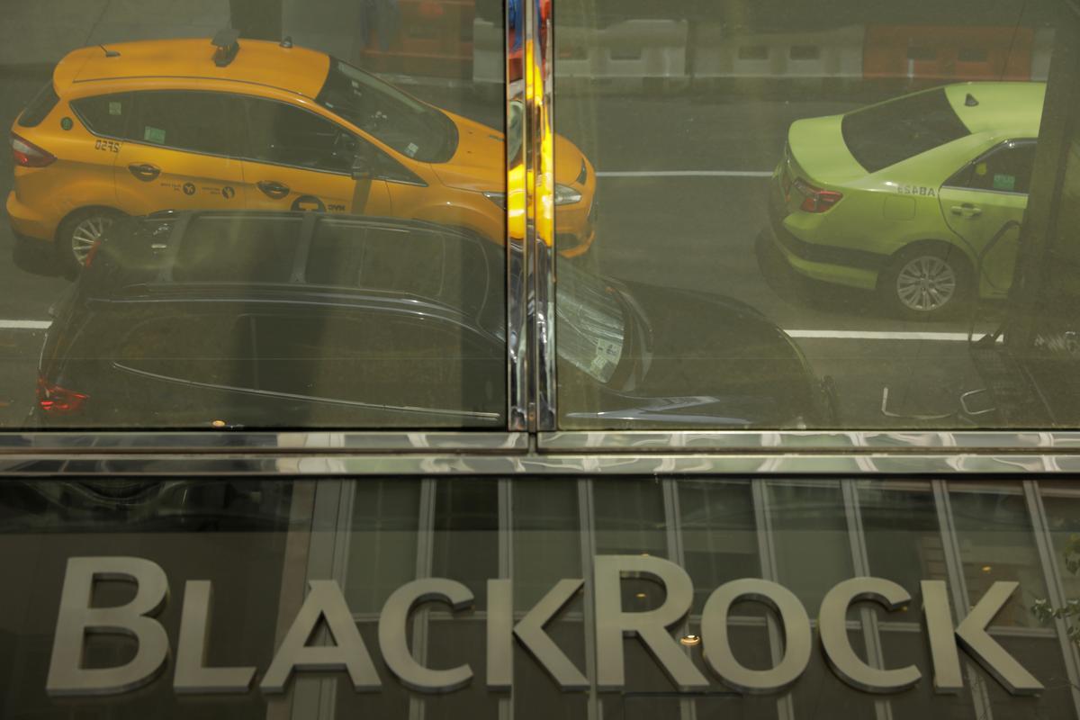 BlackRock beats profit estimates as assets swell to nearly $7 trillion