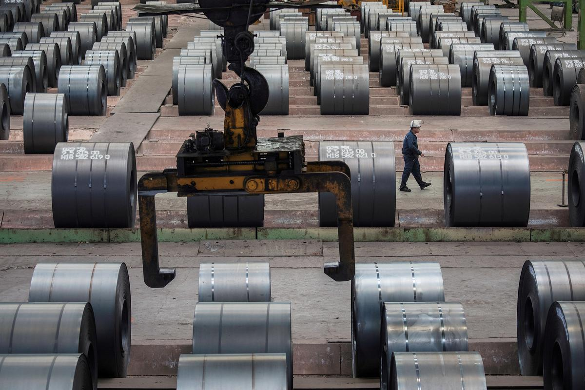 India proposes anti-dumping duty on Chinese flat-rolled steel imports