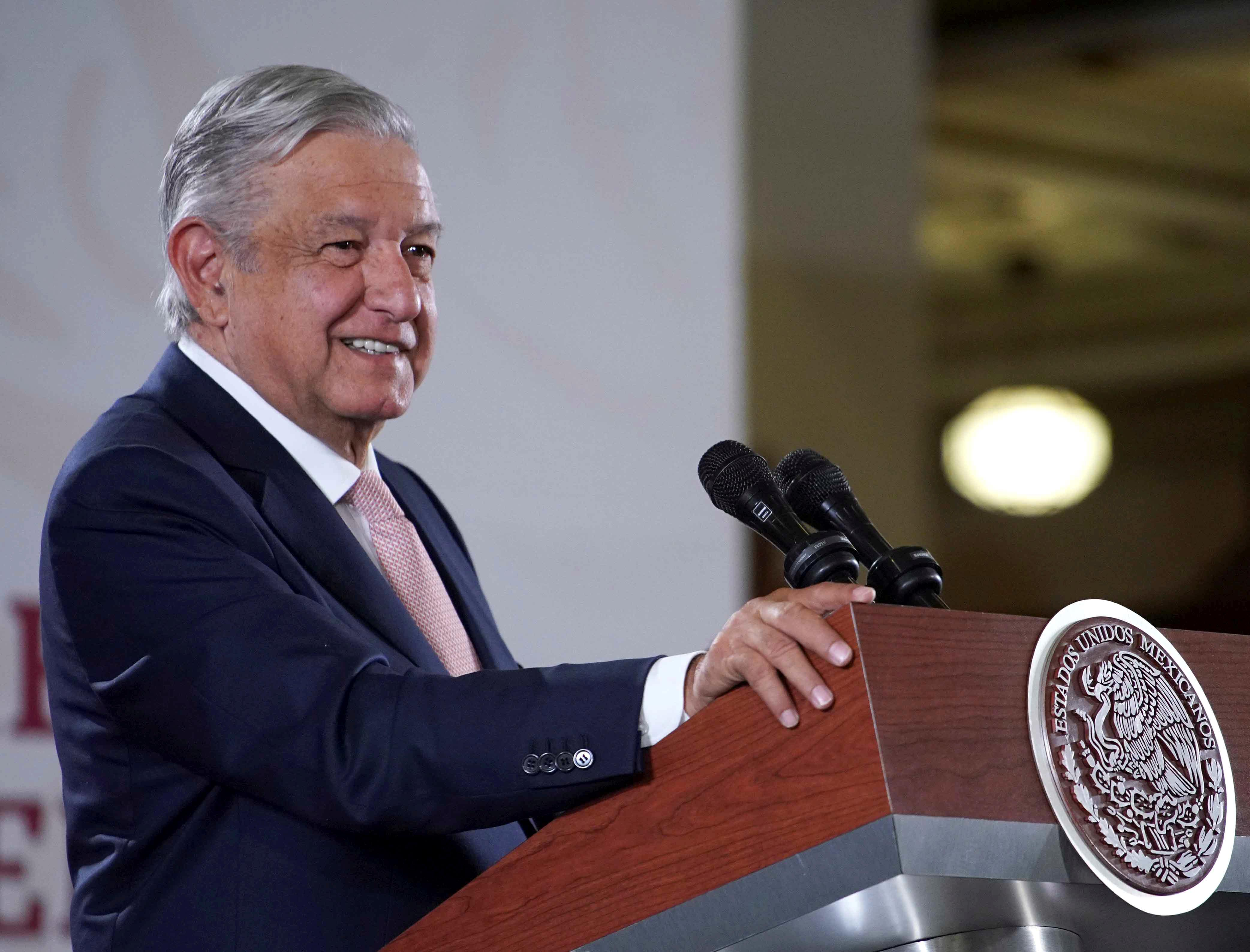 Mexican president defends security plan after police massacre
