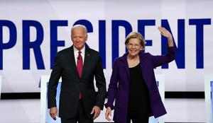 Democratic 2020 candidates debate in Ohio