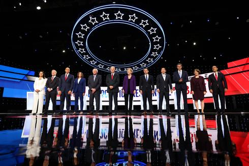 How the 12 Democratic candidates performed in the Ohio debate