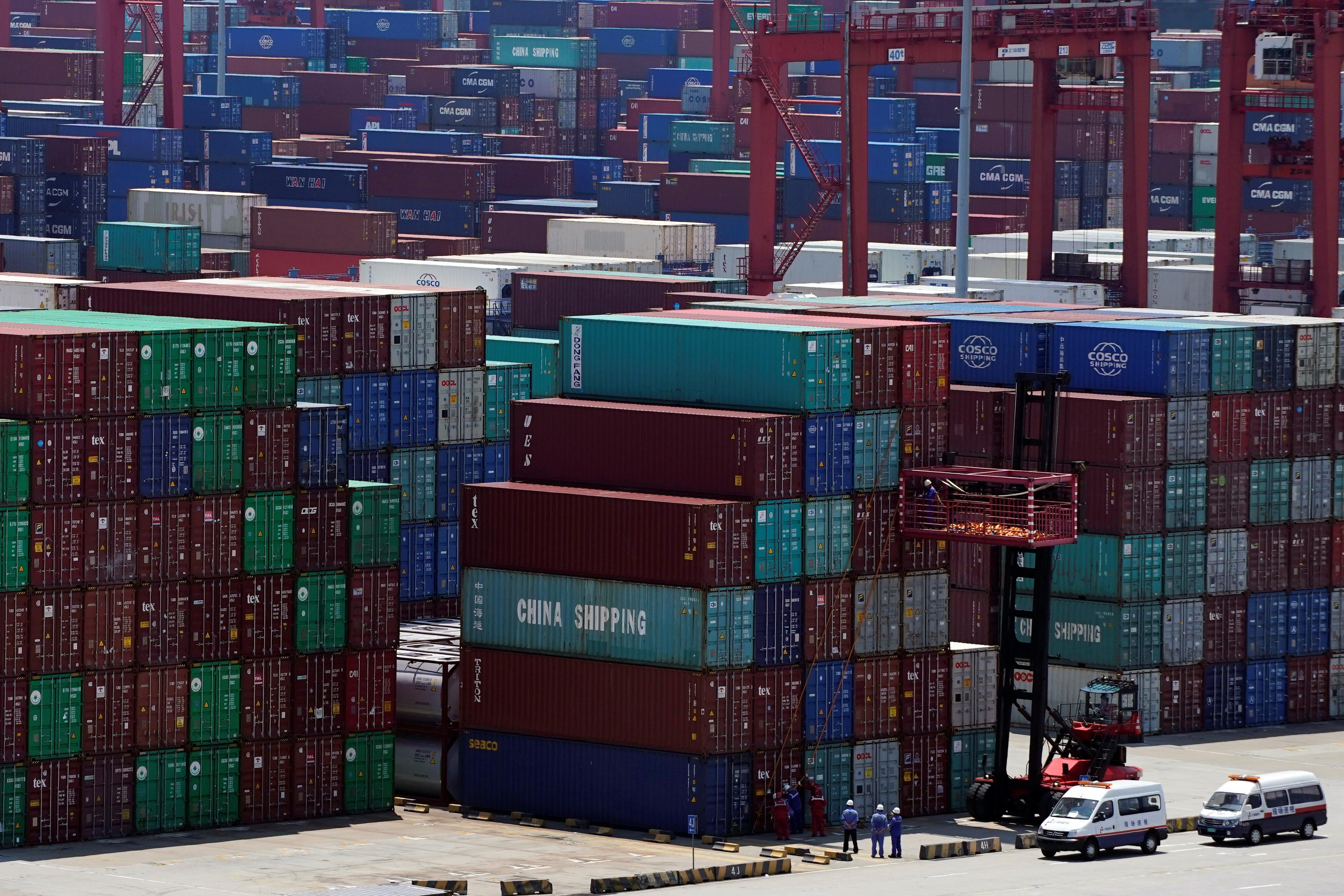 U.S.-China trade tensions fuel downturn risks, spillover for...