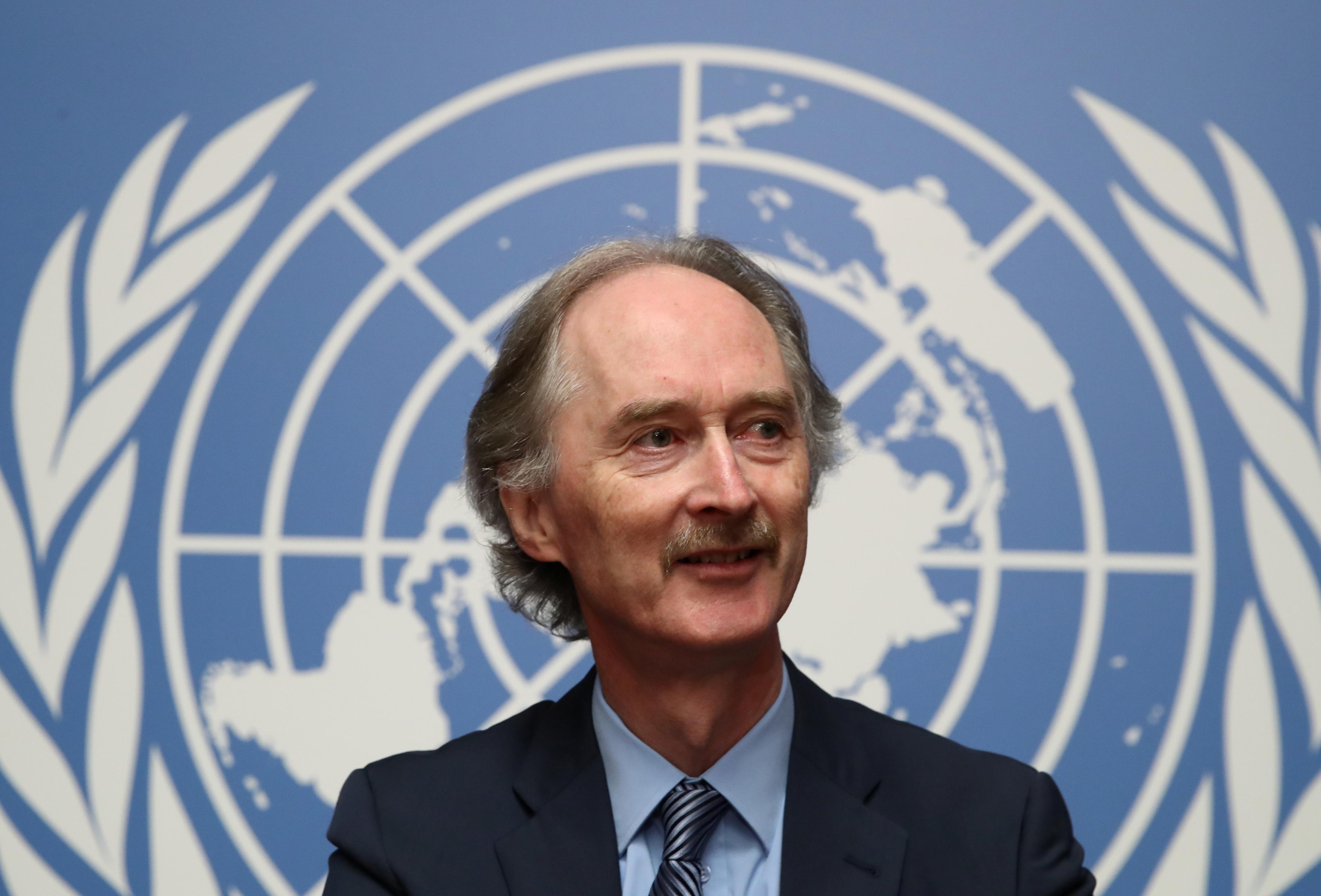 U.N. Security Council concerned by situation in northeast Syria,...