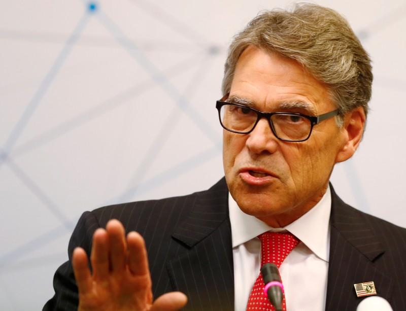 U.S. energy secretary says cabinet-level group will boost domestic...