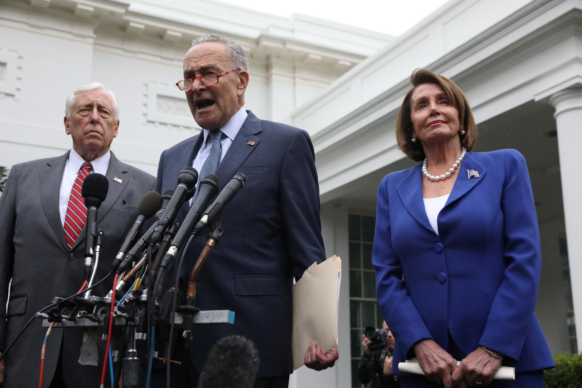 Pelosi, Trump exchange 'meltdown' barbs over meeting on U.S. policy...