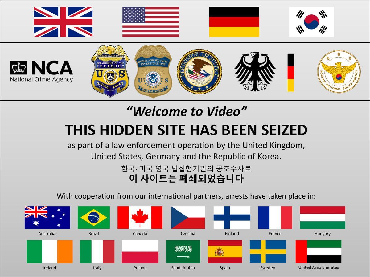 Aussie Browser Porn dark web child porn bust leads to 338 arrests worldwide
