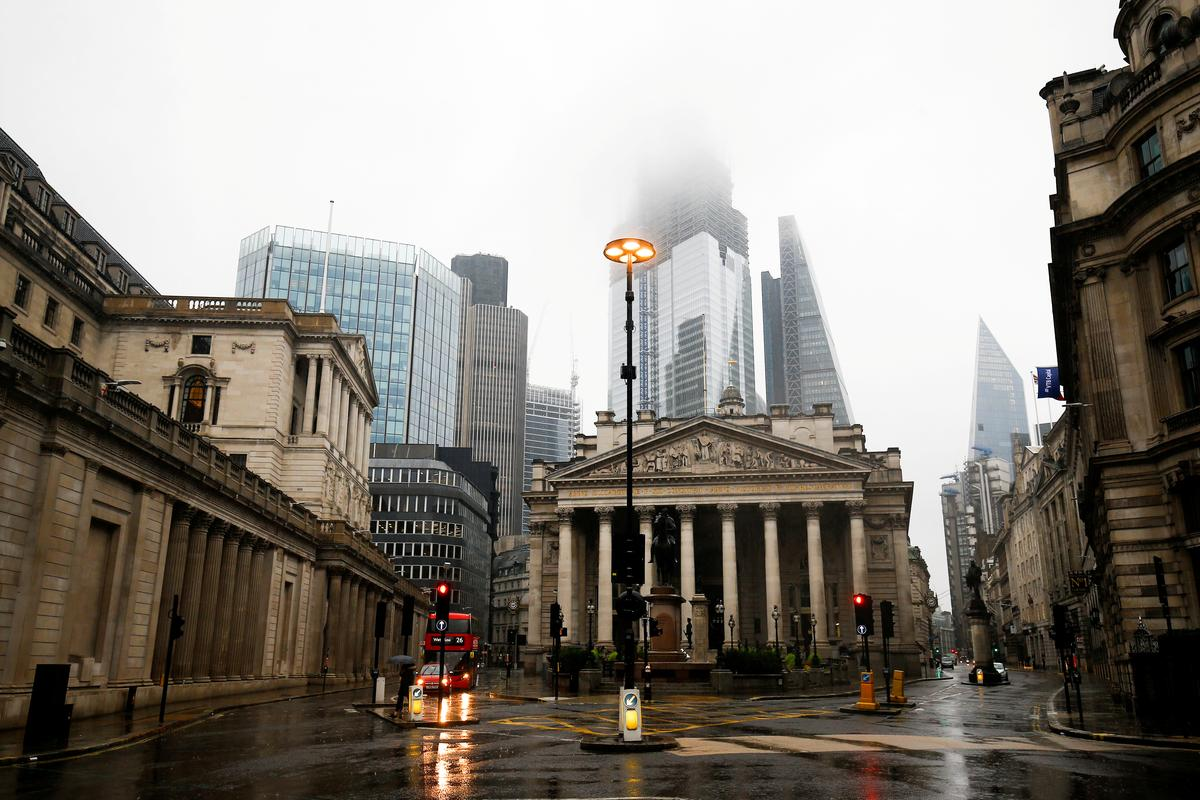 UK lending institutions see worst outlook for organisation loans given that 2008: BoE survey - Reuters thumbnail