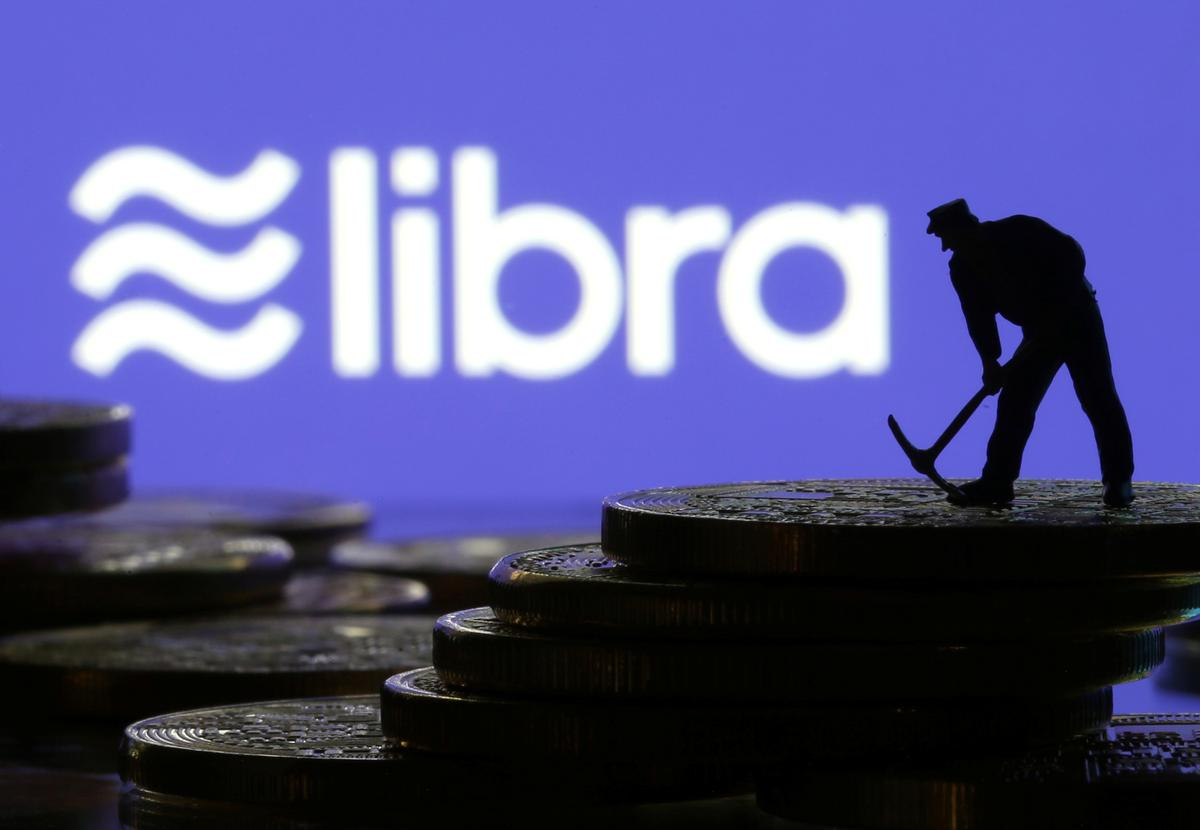 No plans to ban Facebook's Libra: ECB's Coeure says