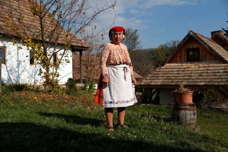 Hungarian village's last bell ringer toils on as youth flee to cities