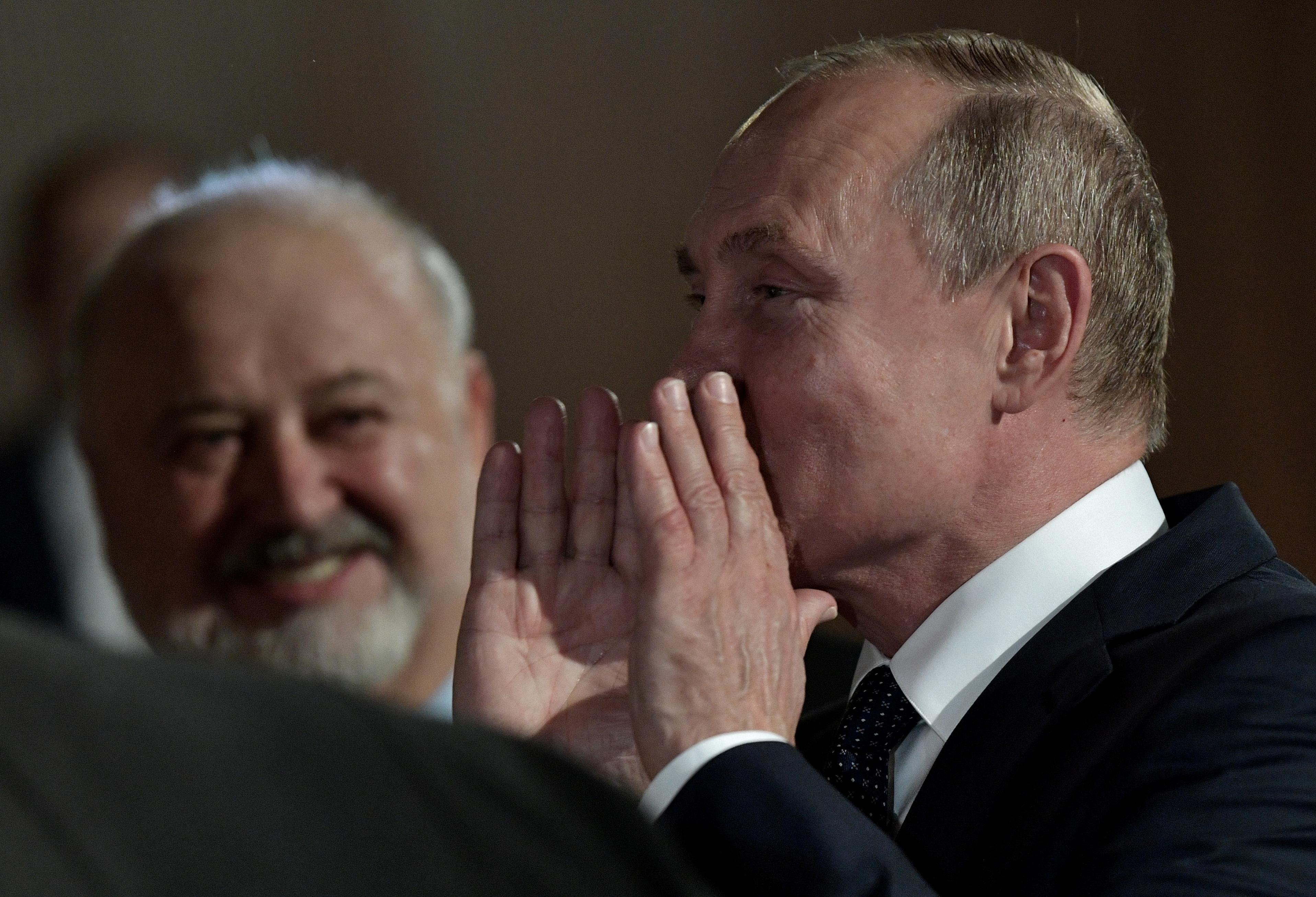 Russia's Putin revokes Geneva convention protocol on war crimes...