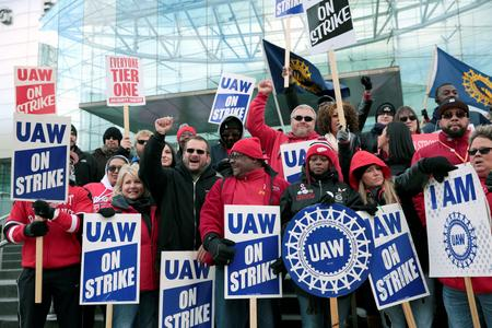 Timeline: UAW wrings higher pay from GM in deal to end strike, agrees to plant closings