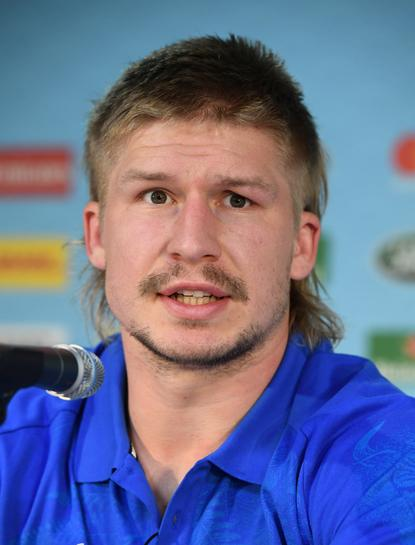 The Mullet Stays Because It Makes Me Faster Says Nz S Goodhue Reuters