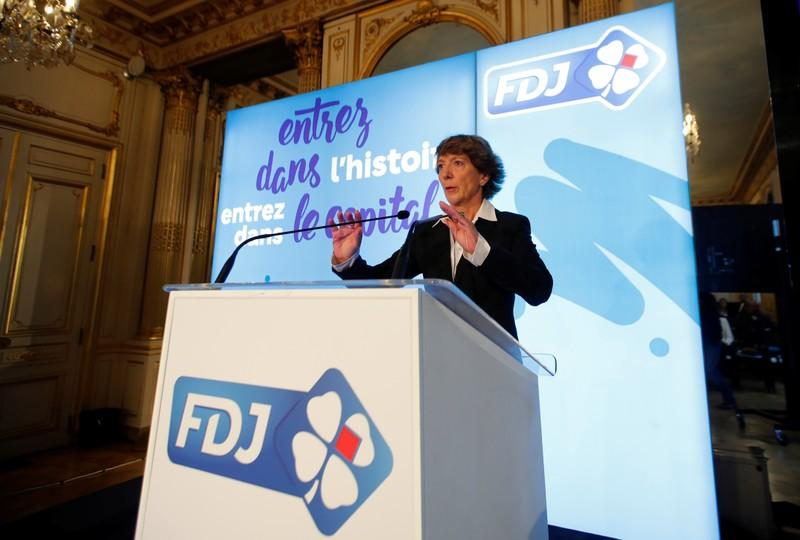 French lottery group gets green light for IPO