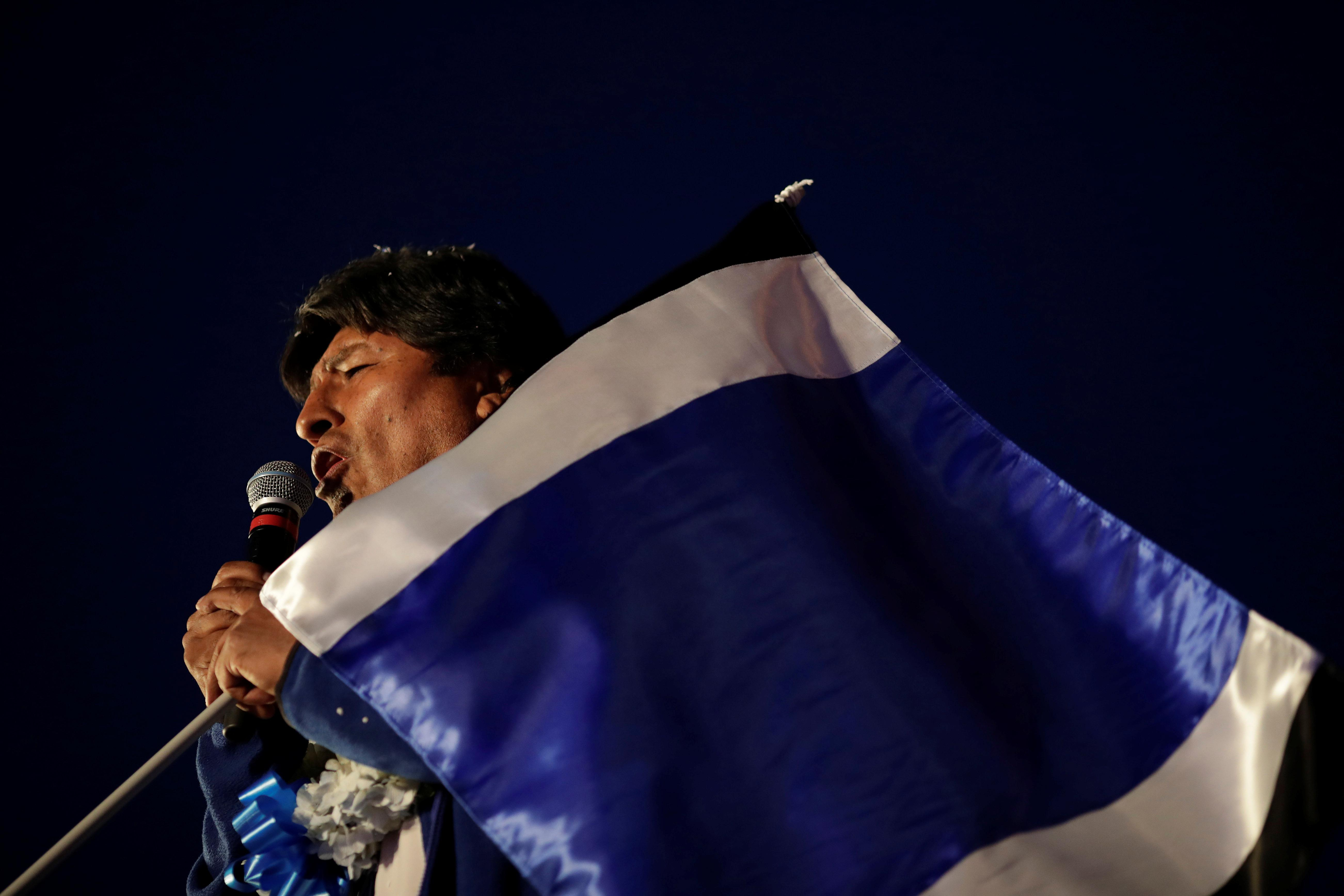 Explainer: Bolivia's 'Evo' - socialist icon or would-be dictator?