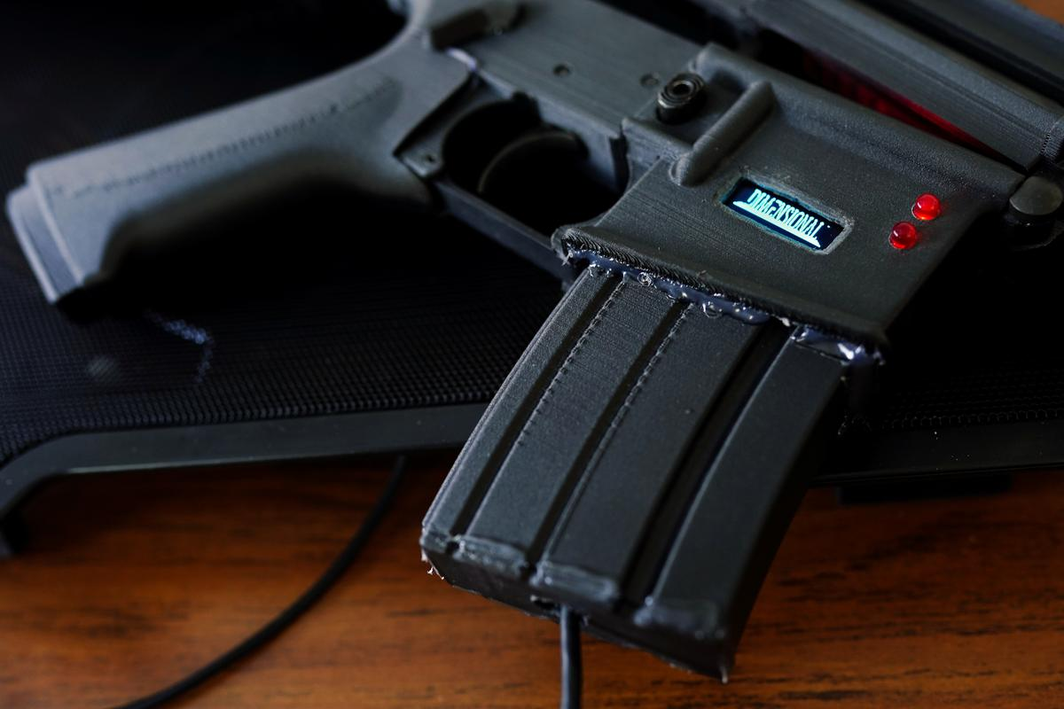 Gun with a chip: U.S. Army contracts may lead to a smarter firearm