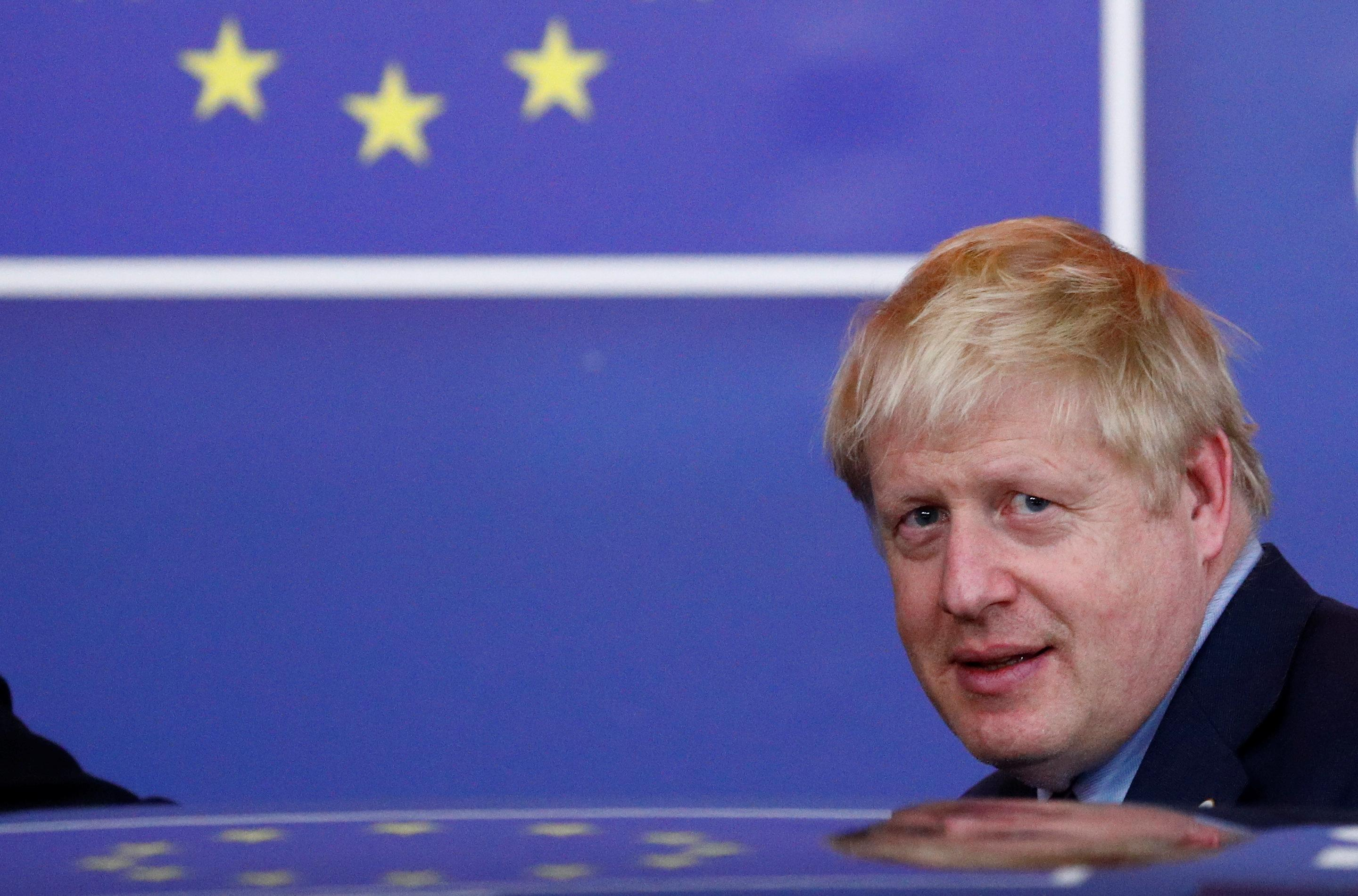 Brexit on a knife edge as PM Johnson stakes all on 'Super Saturday'...