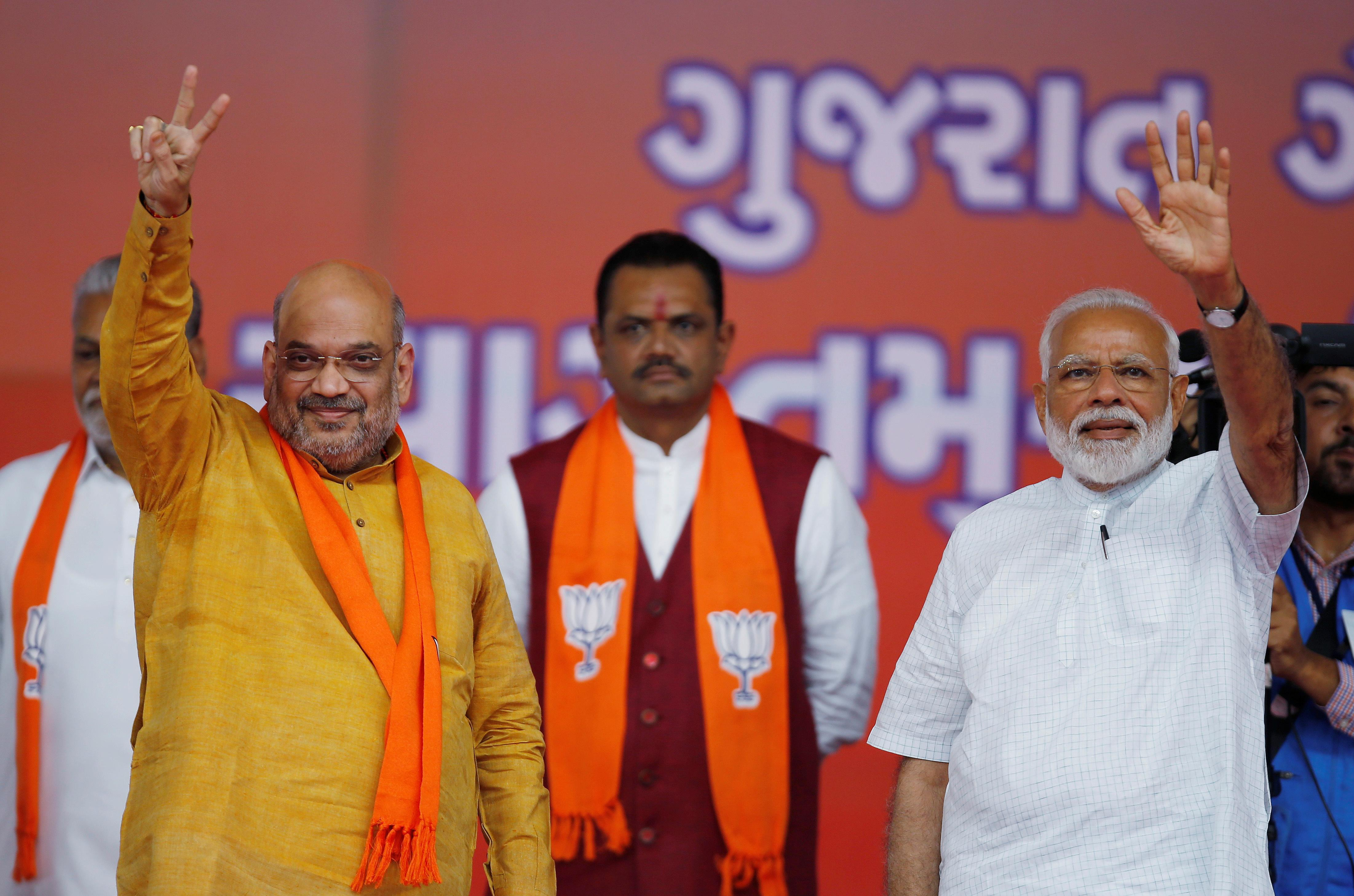 After parliamentary win, India's BJP set to sweep state elections:...