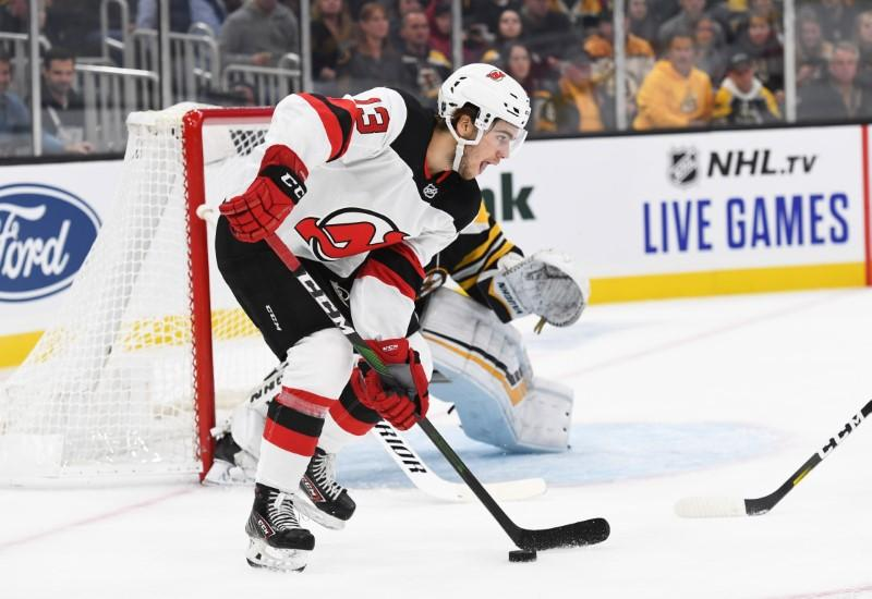 Devils C Hischier signs seven-year, $50.75 million extension