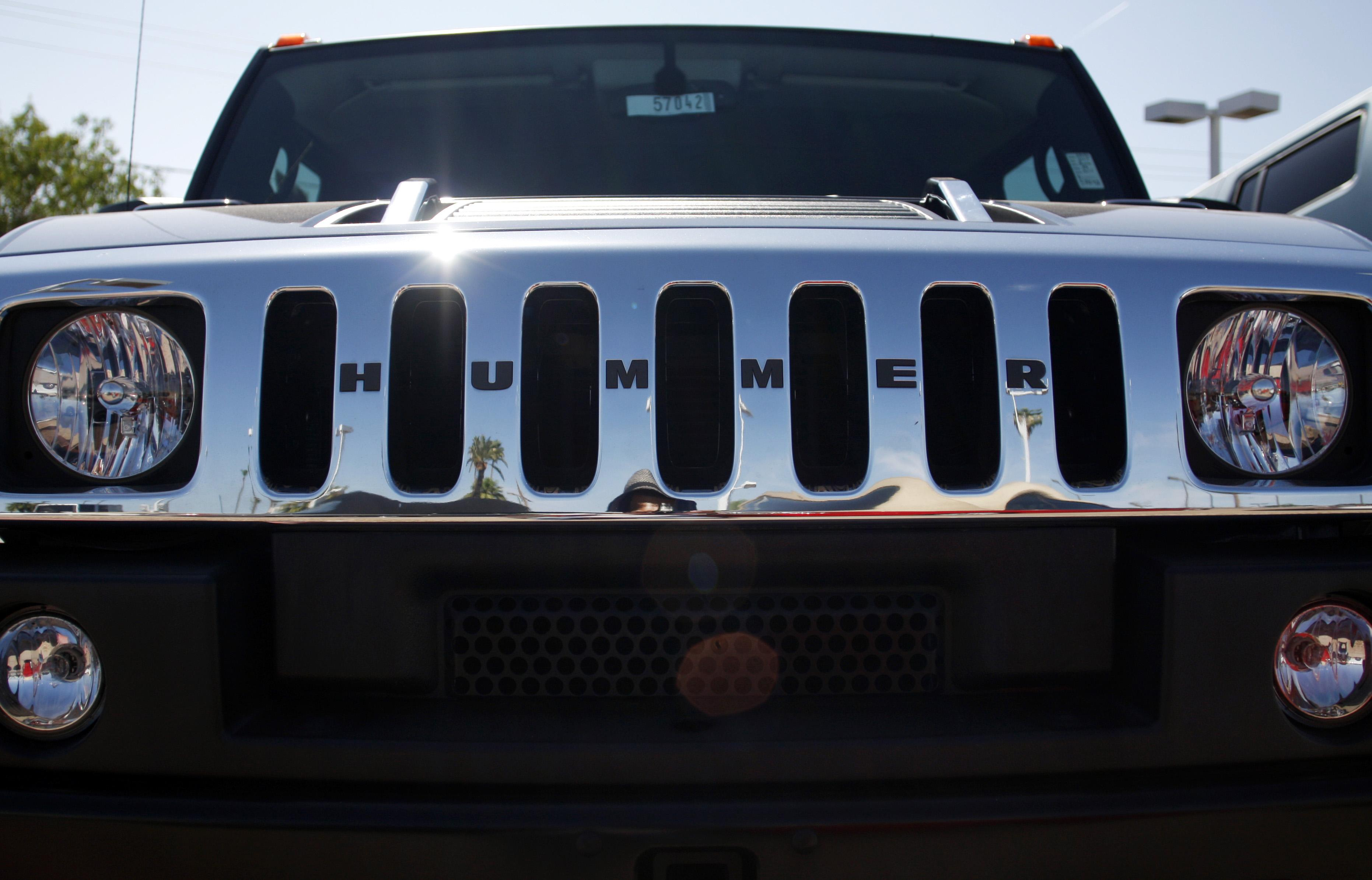 Exclusive: Electric Hummer could be part of GM's move into EV...