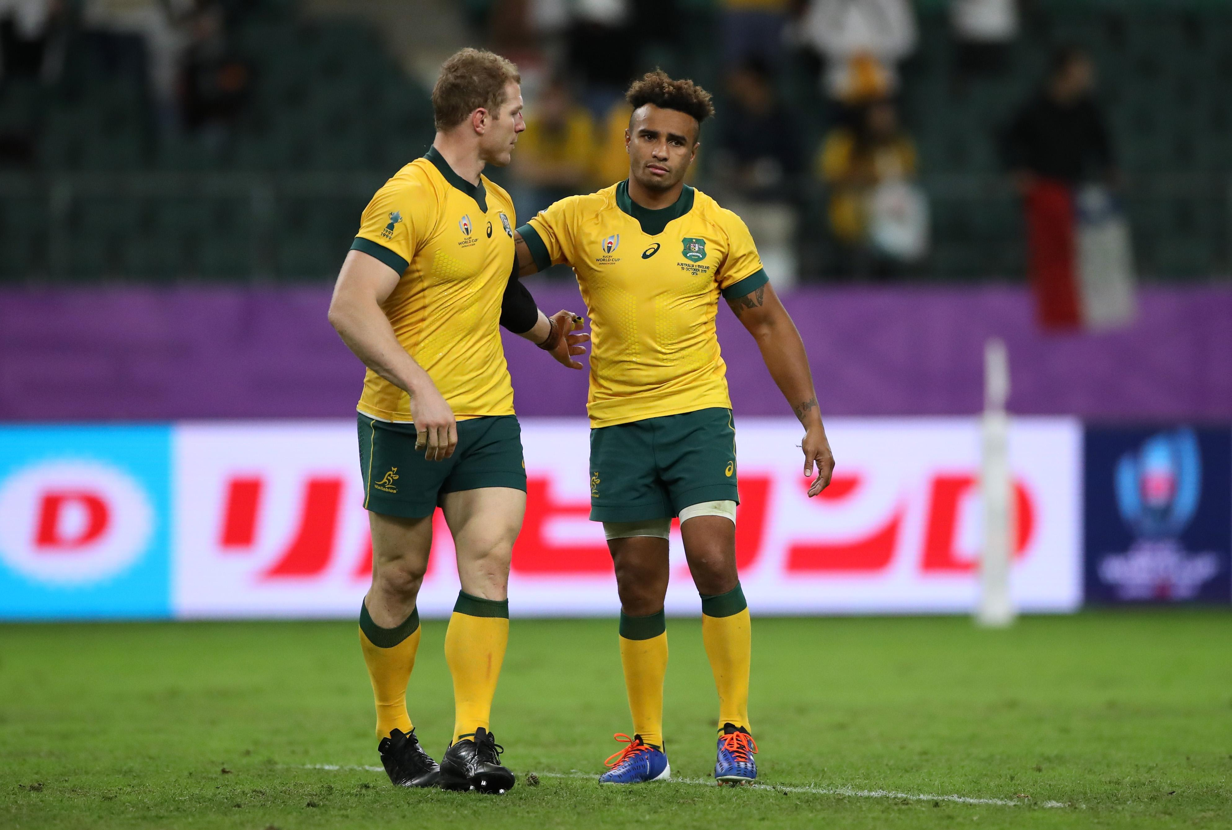 Wallaby greats Pocock and Genia bow out grateful and proud
