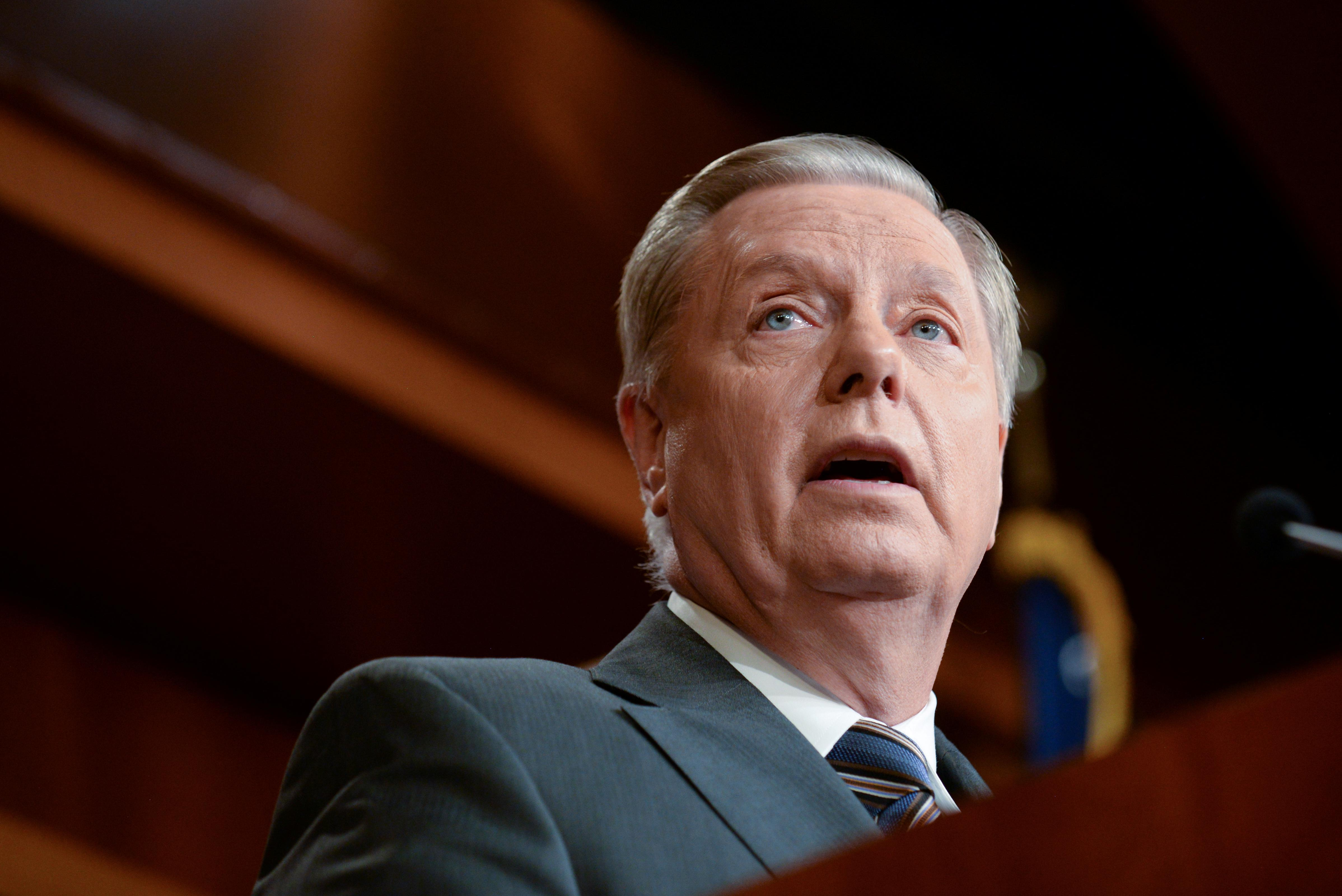 Syria critic Lindsey Graham reverses stance, says Trump's policy...