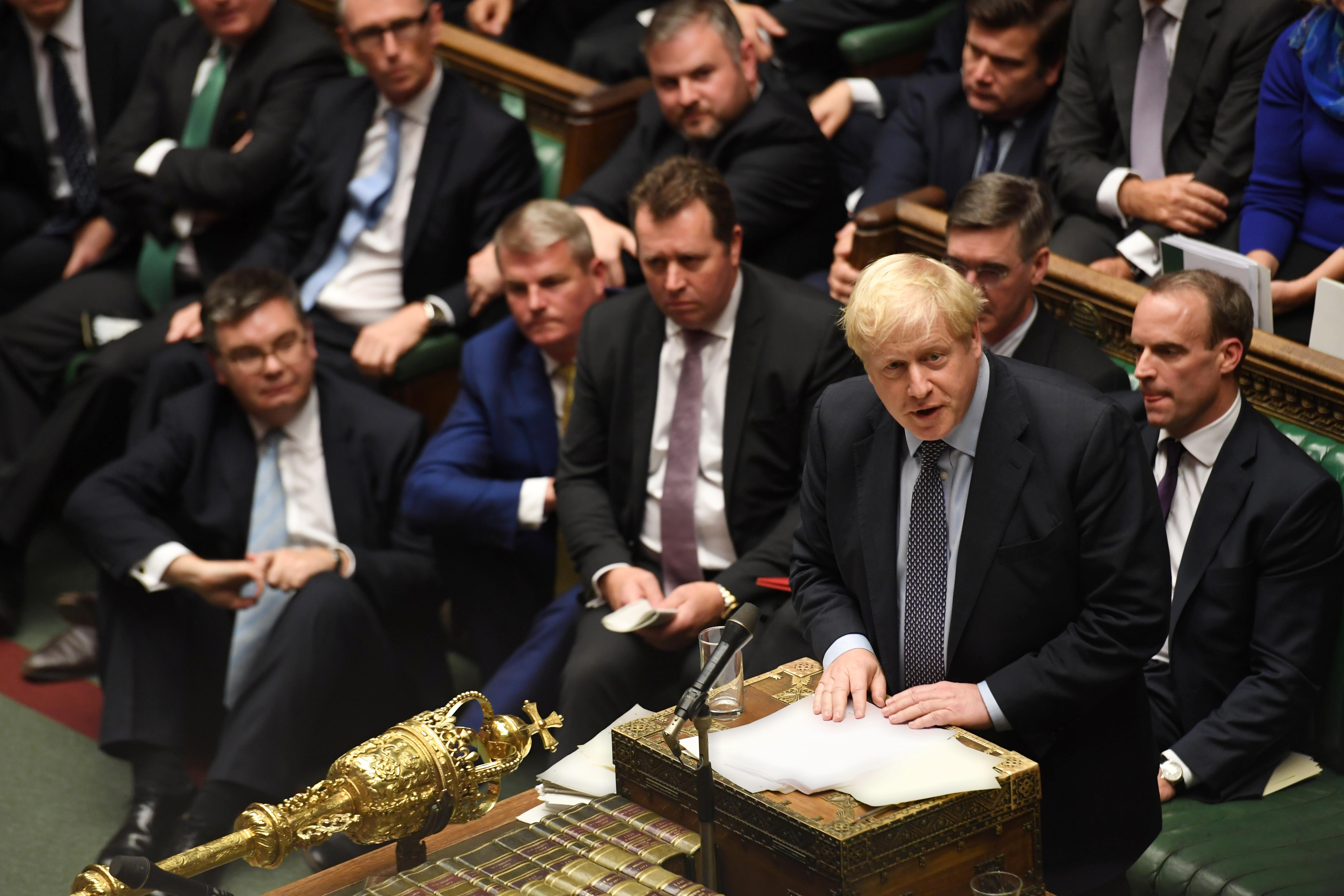 EU will delay Brexit until February if Johnson fails to ratify deal...