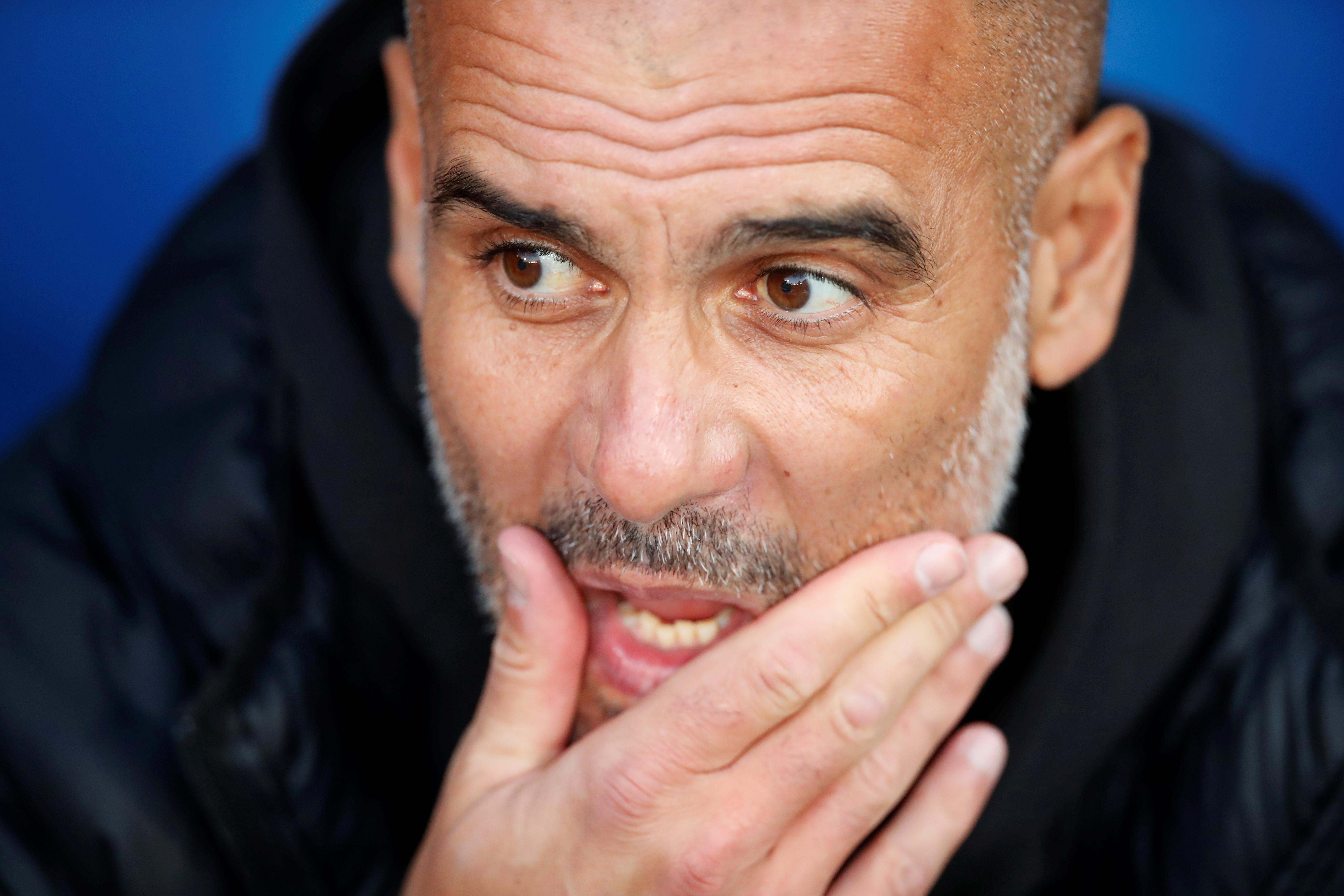 Manchester City not ready to win Champions League - Guardiola