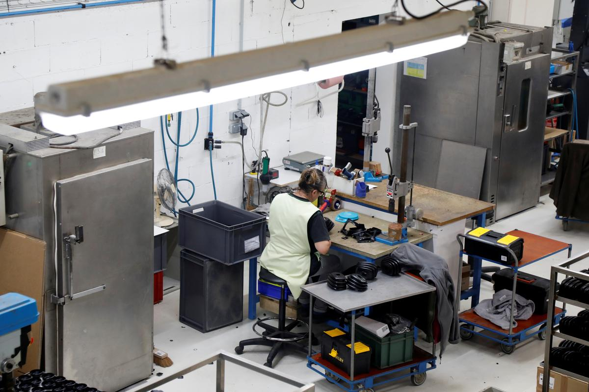 Remolding workers' rights; French plastics maker puts Macron reforms to the test