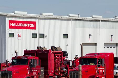 Halliburton revenue drops more than expected as shale demand slows
