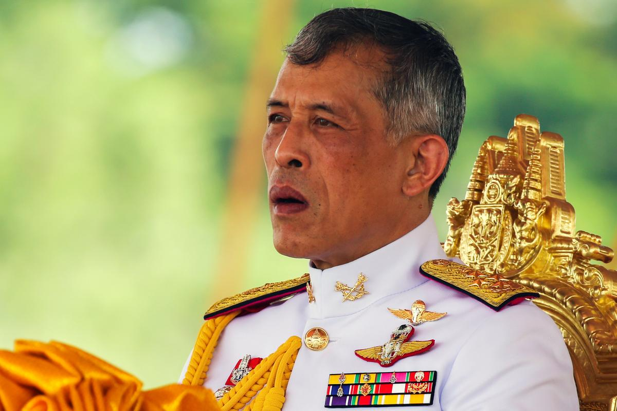 Thai king strips 'disloyal' new royal consort of titles