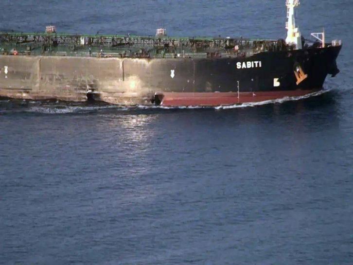 Damaged Iranian tanker enters Iranian territorial waters: IRNA