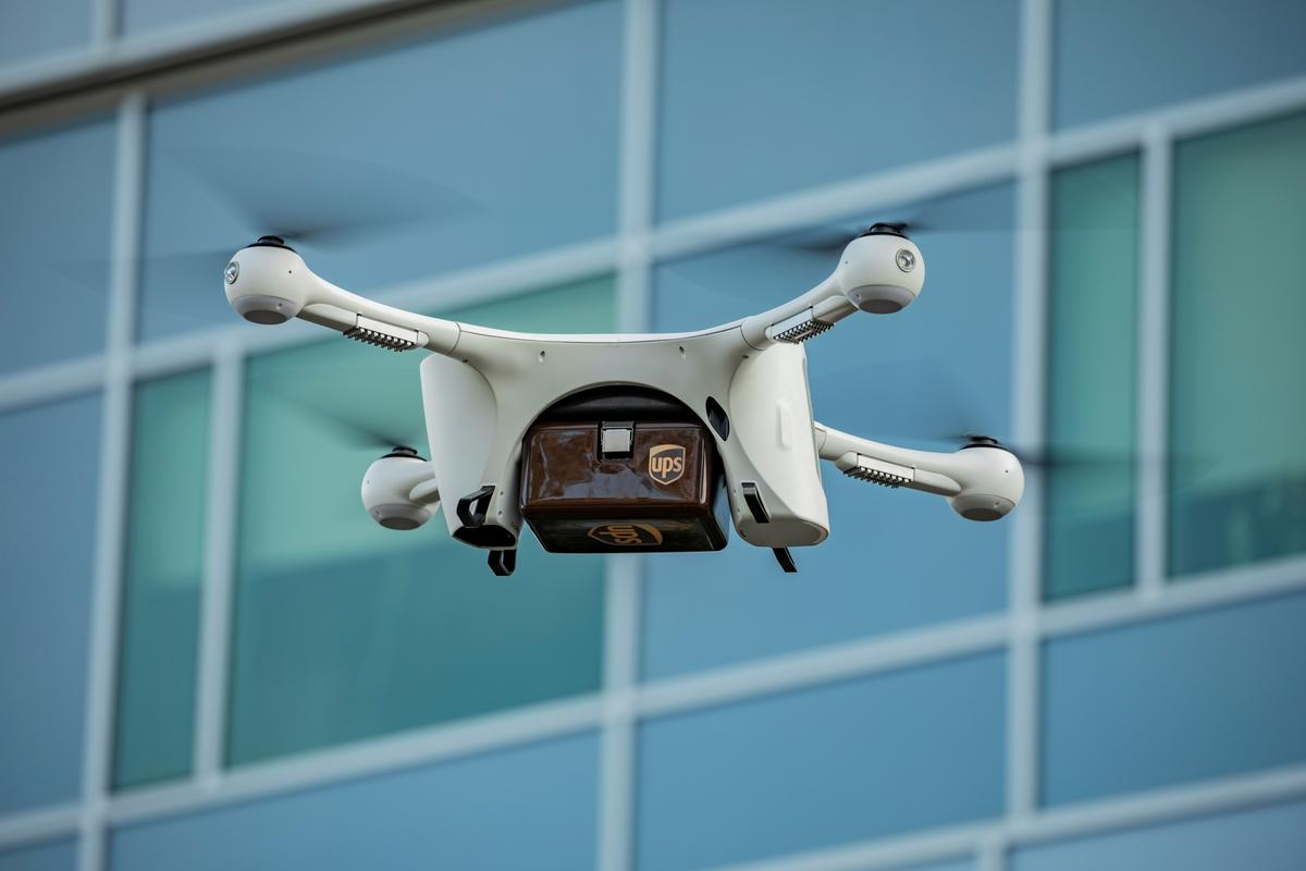 Drugstore drones: UPS will fly CVS prescriptions to customers