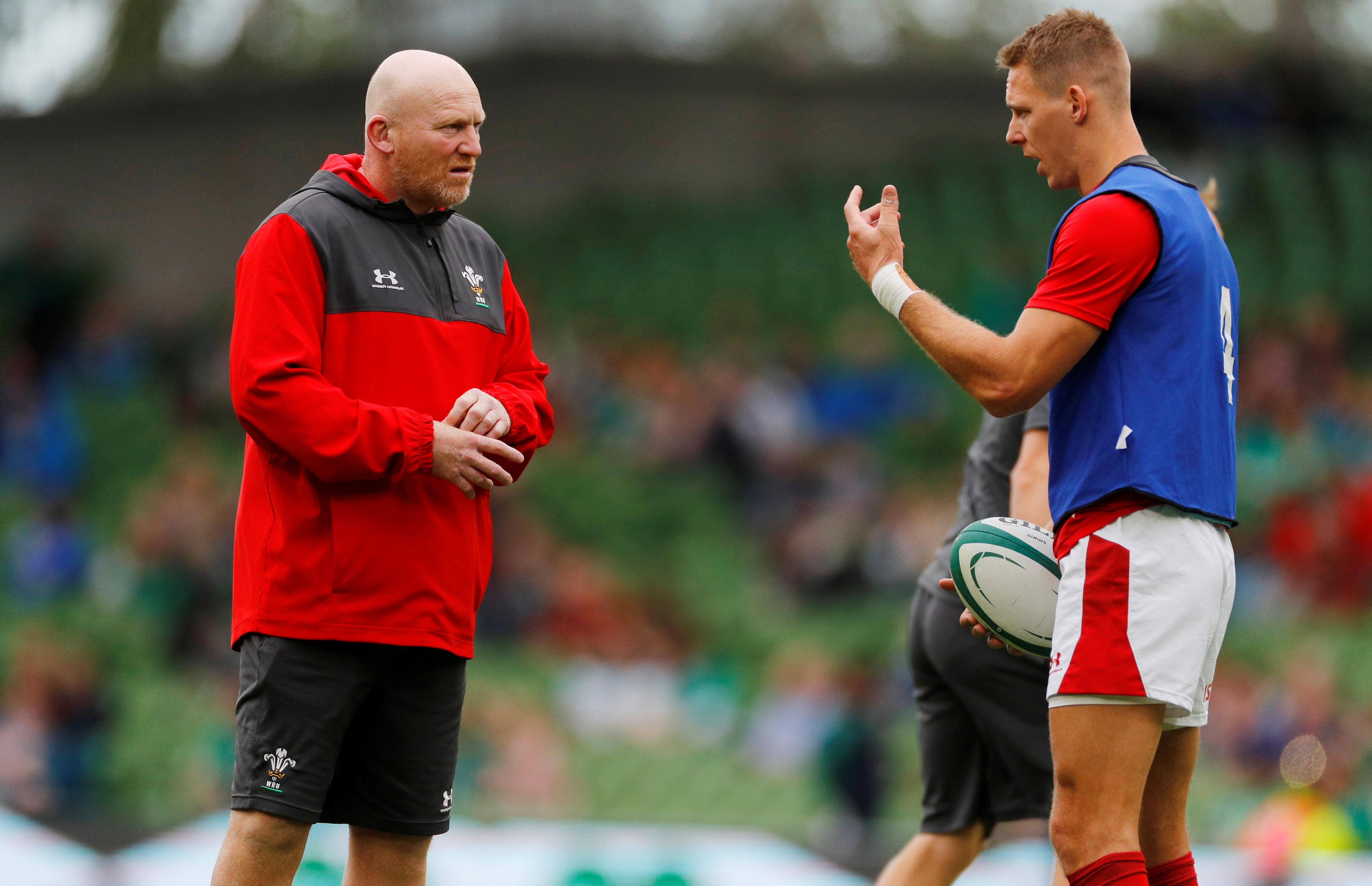 Wales on alert for Kolbe and South Africa's 'blowtorch' speed