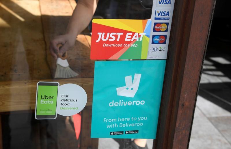 Delivery wars: Prosus's $6 billion offer for Just Eat sets up food...