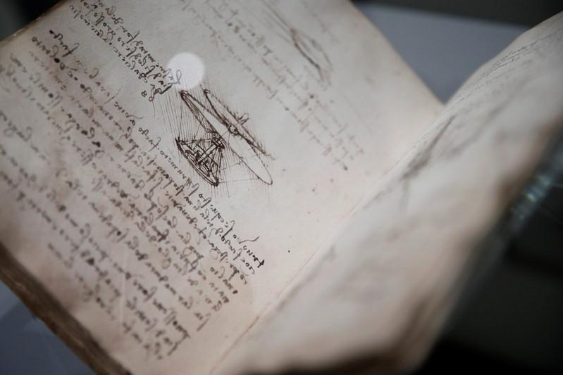 В Лувре открывается выставка к 500-летию со смерти Леонардо да Винчи-ის სურათის შედეგი
