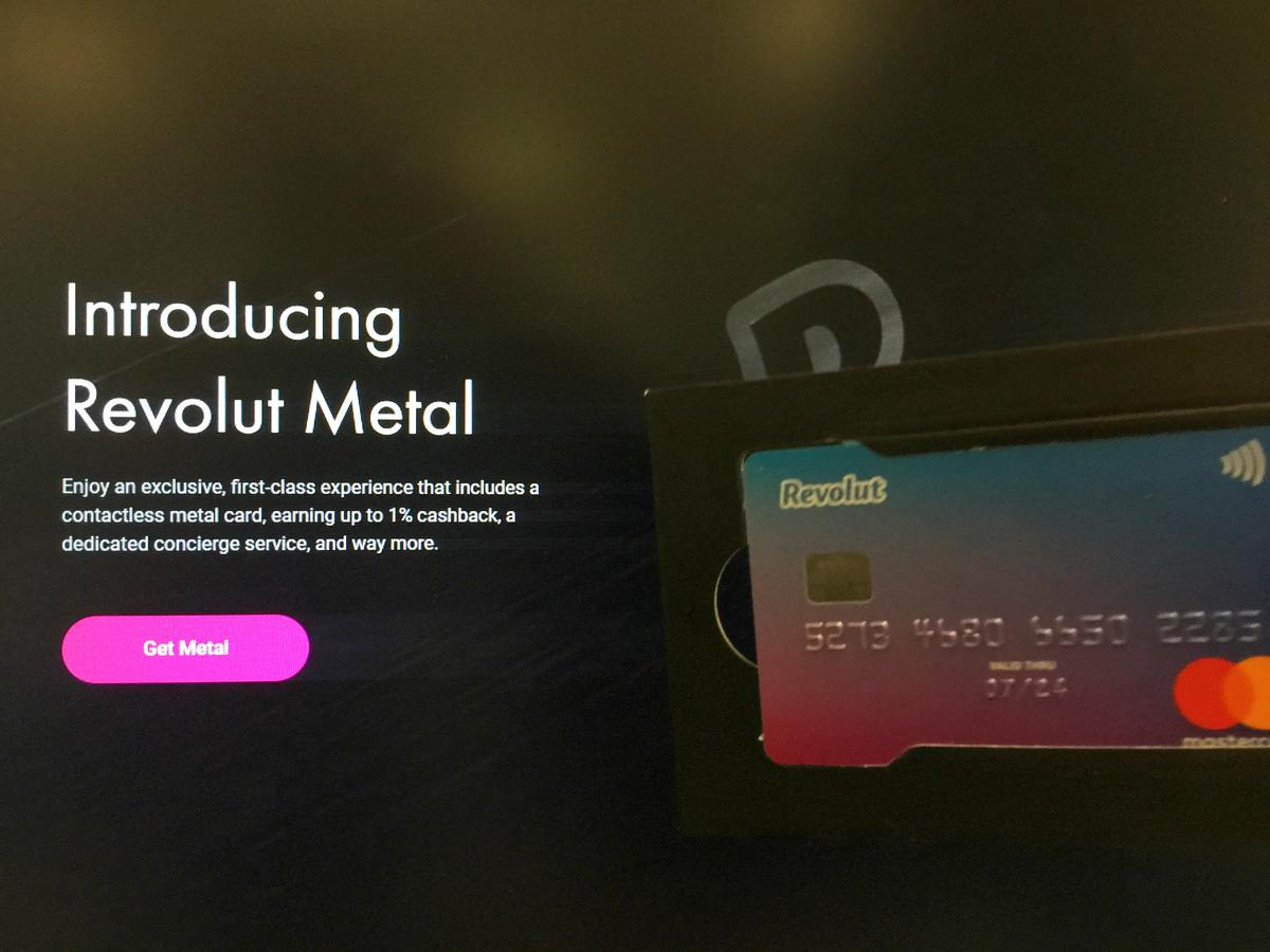 Fintech Revolut to launch in the U.S. by year-end with Mastercard deal