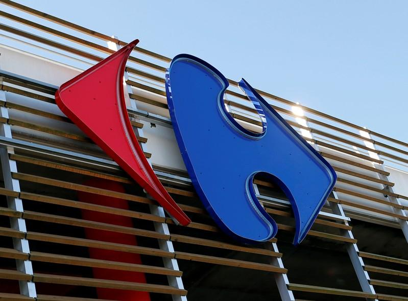 Carrefour confident on overhaul despite weak third-quarter in France