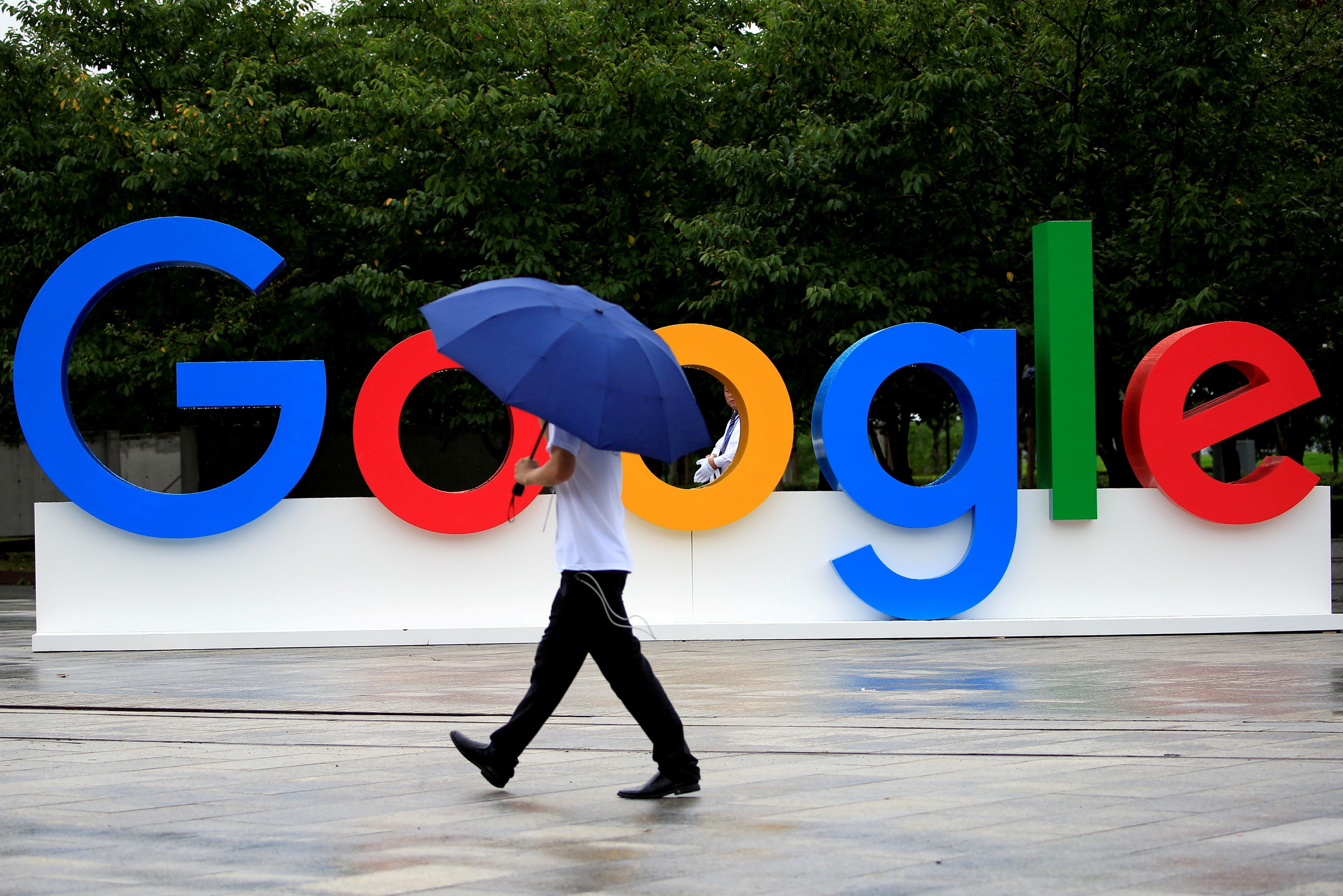 Exclusive: U.S. states plan Google antitrust meeting next month in...