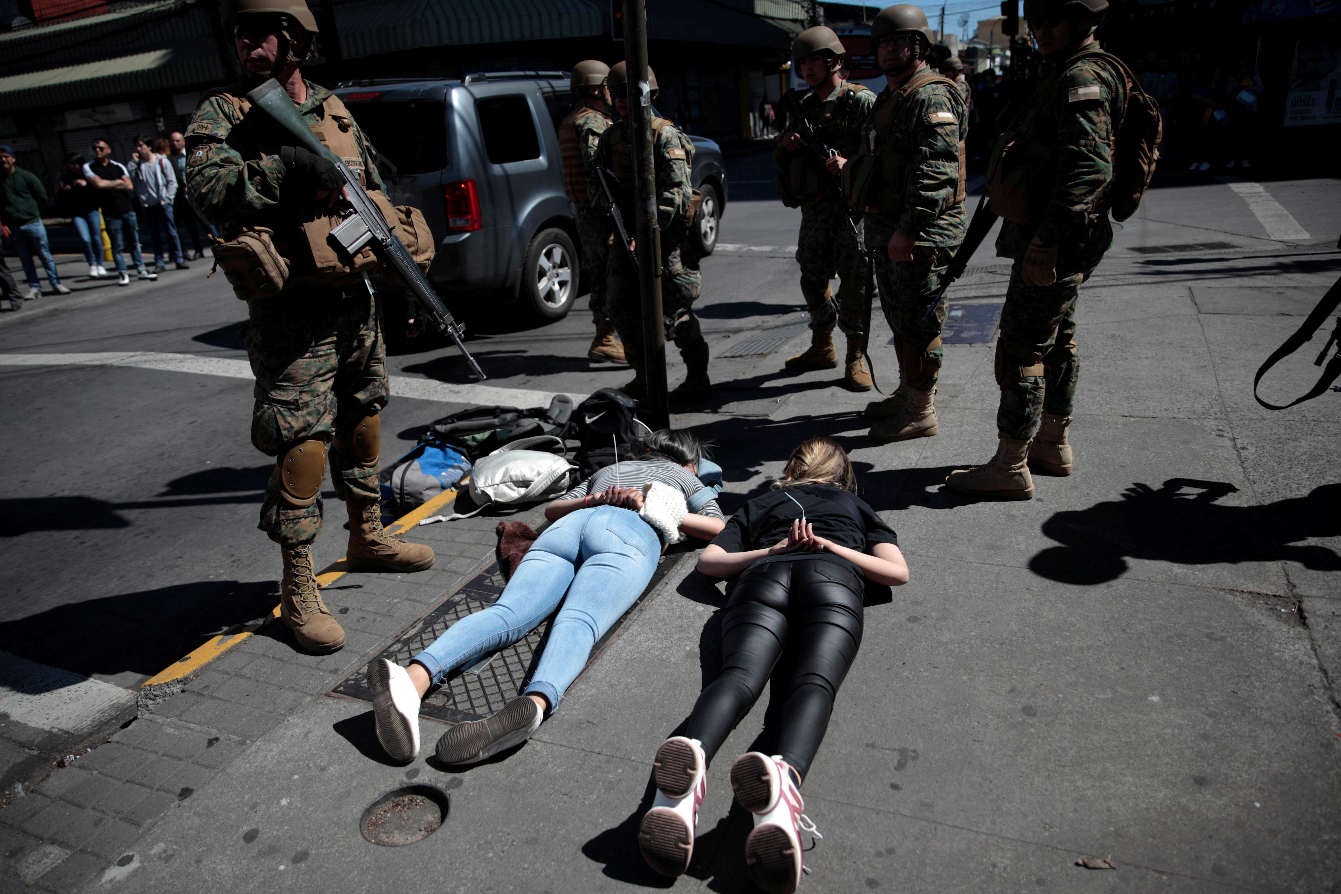 Chile's Pinera seeks forgiveness from hard-pressed citizens, offers...