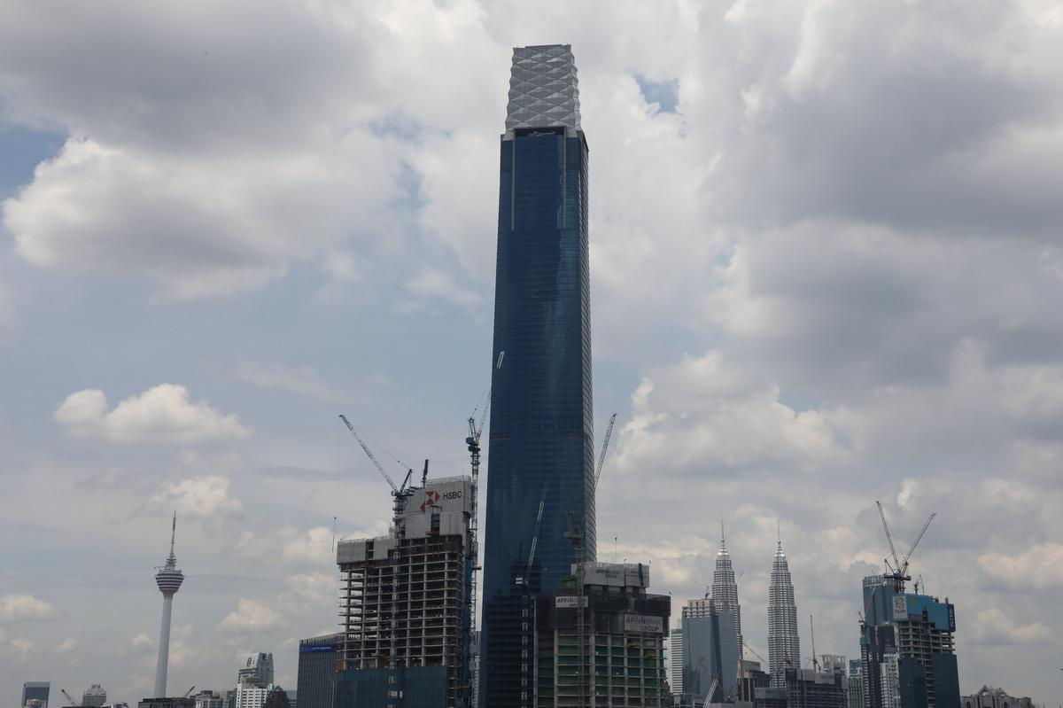 Freed of 1MDB taint, Malaysia's tallest tower opens its doors