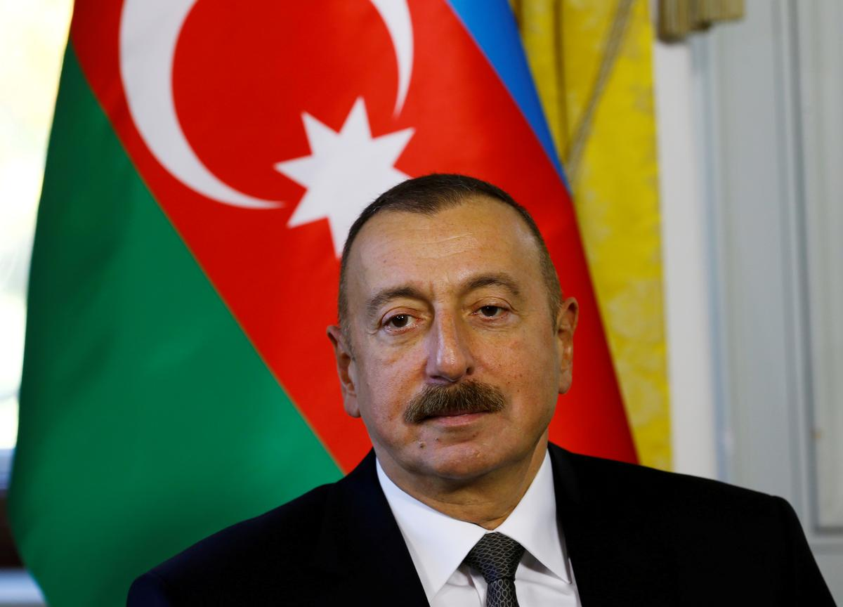 Azeri leader dismisses head of administration in deepening shake-up